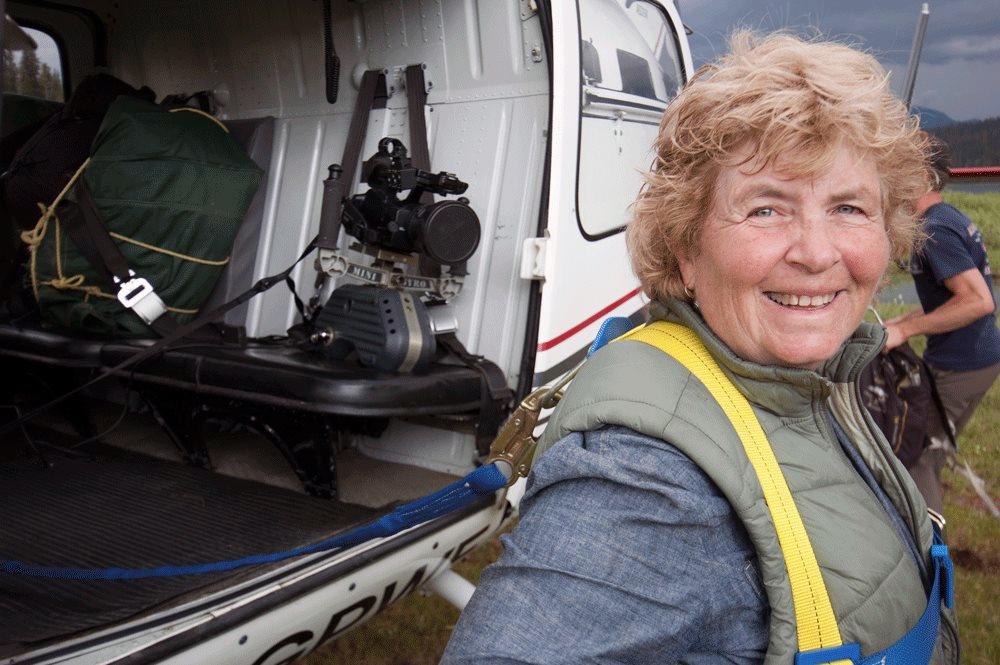 Susan Feddema-Leonard, People & Peaks Productions Cinematographer