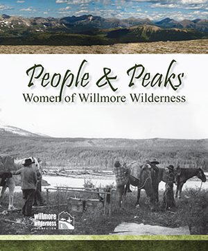 Women of Willmore Wilderness