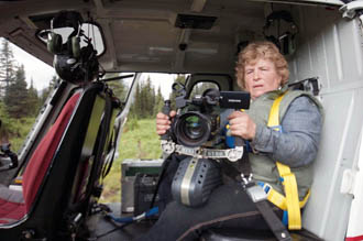 Aerial Cinematography: Susan Feddema-Leonard