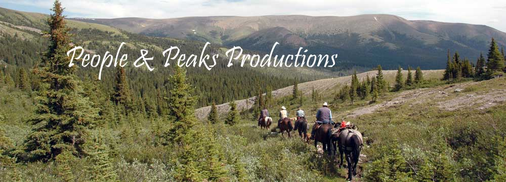 People & Peaks Productions Scenics